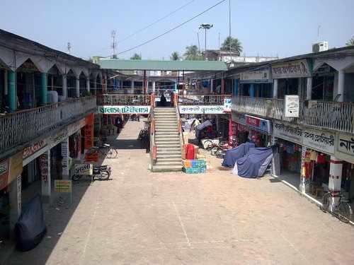 New market, Chuadanga