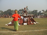 Children display of Chuadanga 16.12.10-2