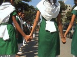 human chain Chuadanga 20.10.10-1