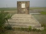 Remembrance statue