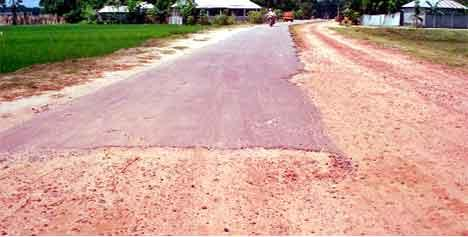 road situation of bangladesh