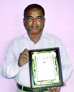 Amir Hossain, An agro-mechanical scientist of Bangladesh invented various Machines.