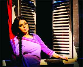 The First Bangladeshi stage plays in Shanti Niketan, Kolkoata, India