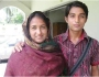 Mother and son pass higher Secondary Certificate exam together in Bangladesh