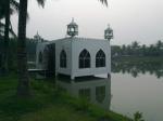 Montu Miyar Bagan bari-Mosque
