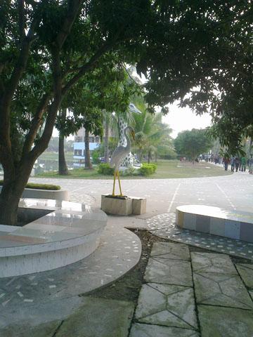 Statue (13) in montu miyar bagan bari