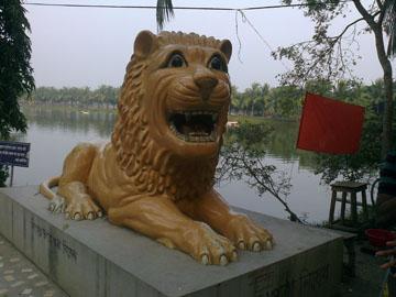 Statue (5) in montu miyar bagan bari