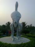 Statue (6) in montu miyar bagan bari