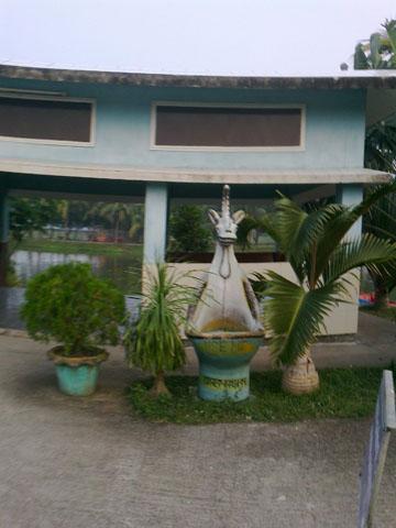 Statue (8) in montu miyar bagan bari