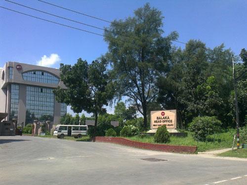 Balaka head office