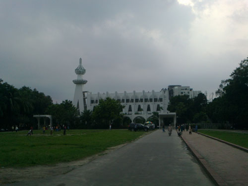 Gulshan central mosque