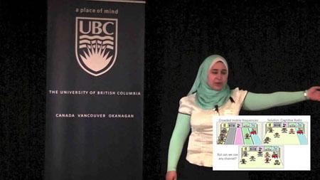 Mai Hassan, PhD student of University of British Columbia of Canada