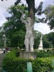 Sadhinotar Sangram or Struggle for independence Sculpture-Corner sculpture (9)