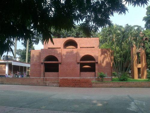 Shahid minar Mosque