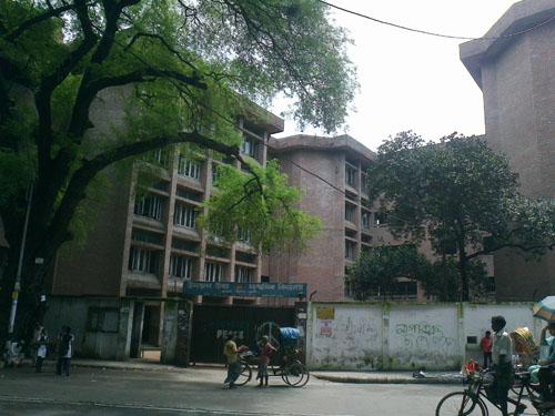 Udayan high school, Dhaka university