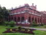 The Curzon Hall-A historical place with the remembrance of  lord Curzon in the heart of Dhaka University