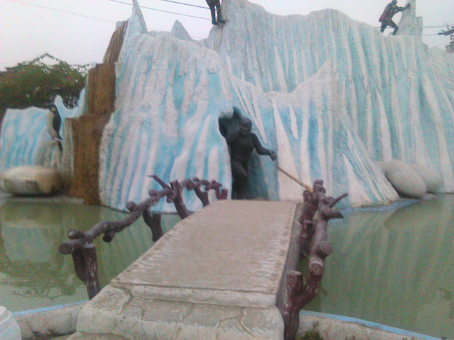The Dream Holiday Park-Ghost house alias Vuter Bari   mahfujalam