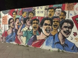 The wall painting at Dhaka University (7)